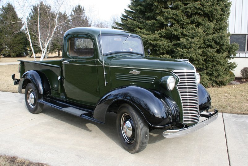 1938 Chevrolet Pickup For Sale Canada Autos Post