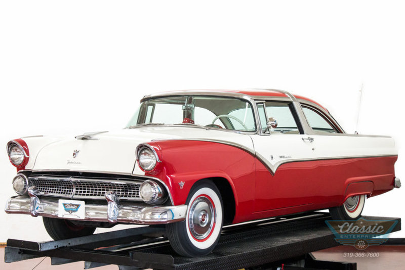 together with  also  besides  besides . on 1955 ford fairlane body parts