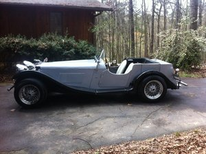 1937 Jaguar AS-100 (Replicar)