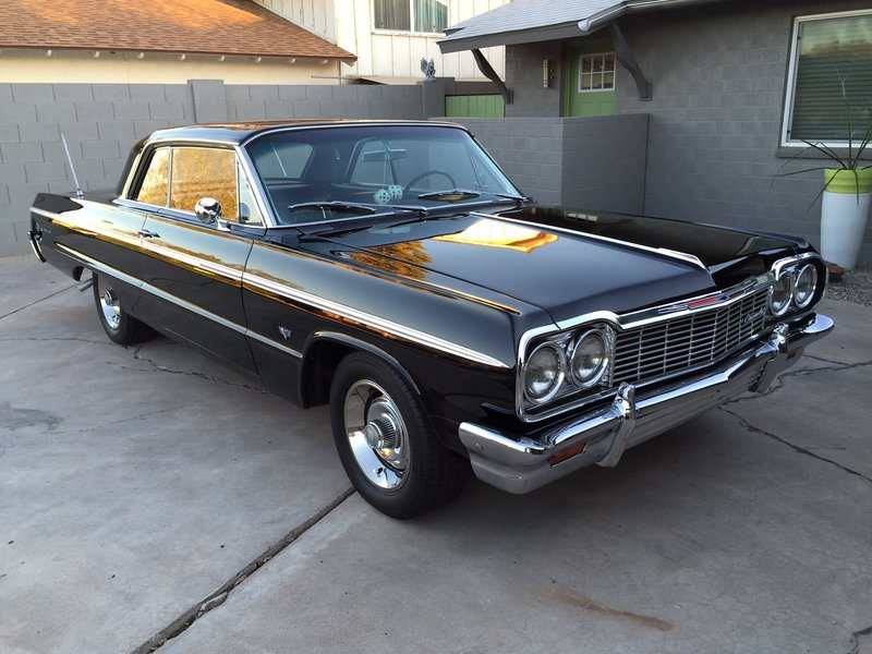 1964 Chevrolet Impala Ss For Sale In Scottsdale Arizona
