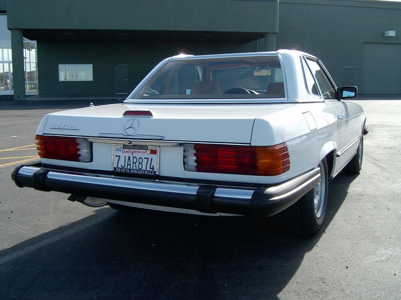 1981 mercedes benz 380sl for sale in pine grove for 1981 mercedes benz 380sl