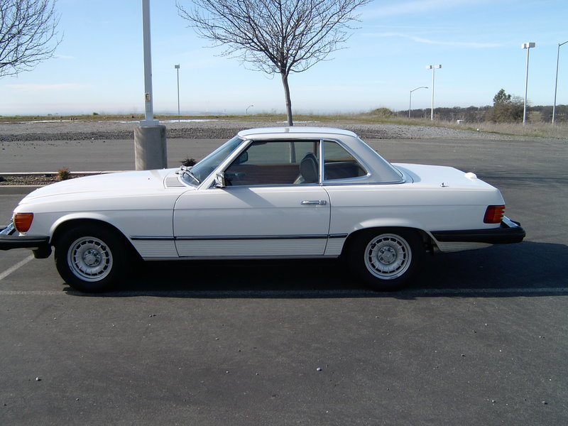 1981 mercedes benz 380sl for sale in pine grove for Mercedes benz elk grove