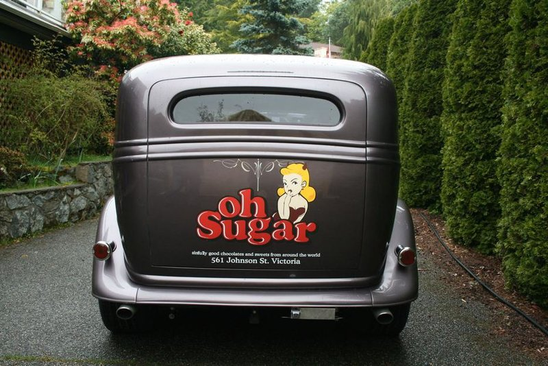 Vehicles Other Automobiles For Sale In Victoria Bc: 1933 Ford Sedan Delivery For Sale In Victoria, British