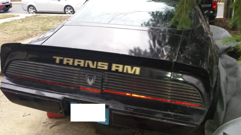 1981 Pontiac Trans Am For Sale In Union Beach New Jersey