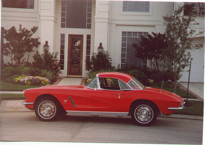 1962 chevrolet corvette for sale in houston texas old car online. Cars Review. Best American Auto & Cars Review