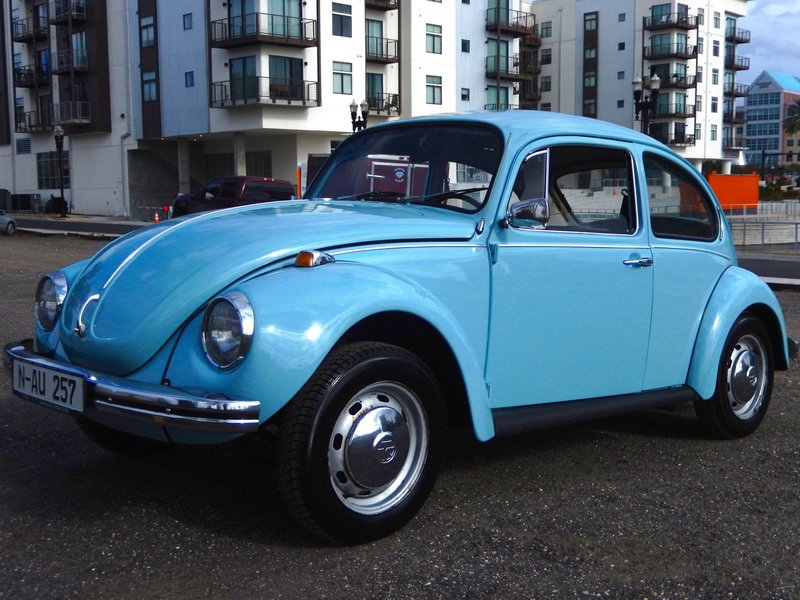 1971 Volkswagen Beetle For Sale In Dothan Alabama Old