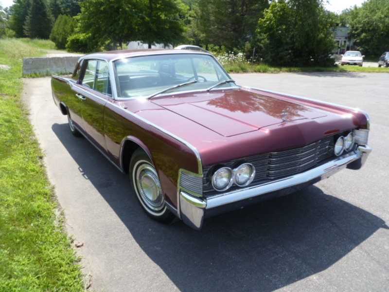 1965 lincoln continental for sale in portsmouth new. Black Bedroom Furniture Sets. Home Design Ideas