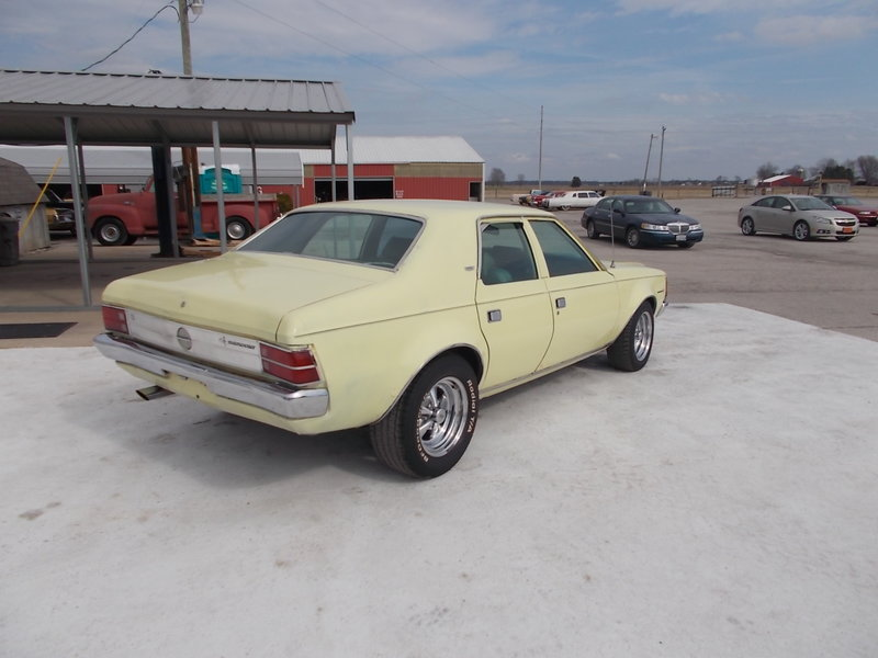 Car Auctions In Illinois >> 1970 AMC Hornet SST For Sale in Staunton, Illinois | Old