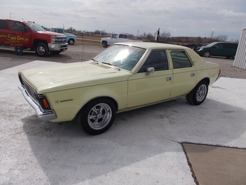 Importing A Car From Canada >> 1970 AMC Hornet SST For Sale in Staunton, Illinois | Old Car Online
