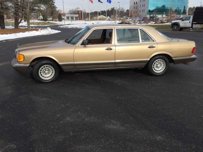 1985 mercedes benz 500 sel for sale in portsmouth new for 1985 mercedes benz 500sel