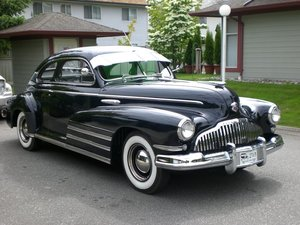 1942 Buick 44-07  Special Sedanet