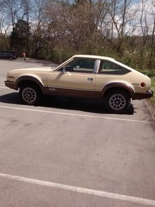1982 AMC Eagle SX4