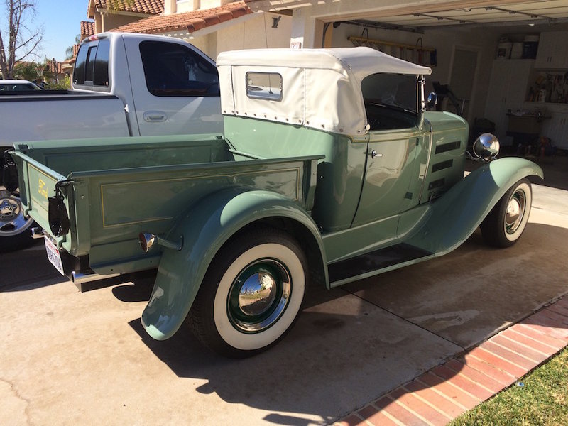 1931 Ford ROADSTER PICKUP For Sale in Orange cointy ...