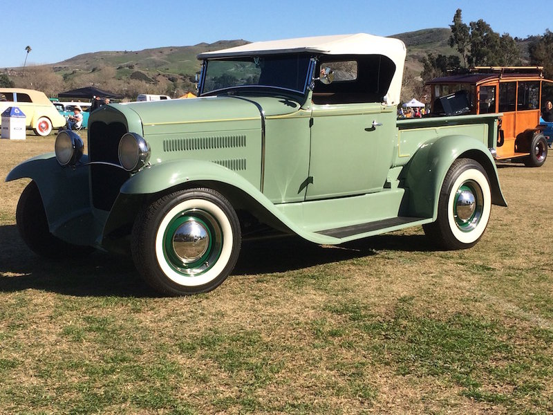 1931 Ford ROADSTER PICKUP For Sale in Orange cointy, California ...