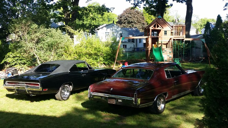 1971 Chevrolet Monte Carlo For Sale In Waterbury