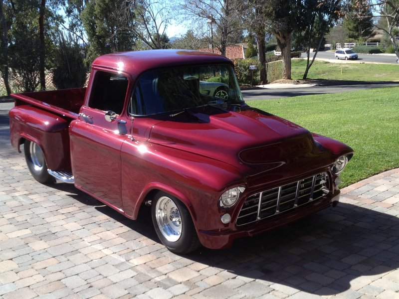 1956 Chevrolet 3100 For Sale In Temecula California Old