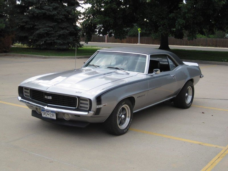 1969 Chevrolet Rs Camaro For Sale In Greeley Colorado