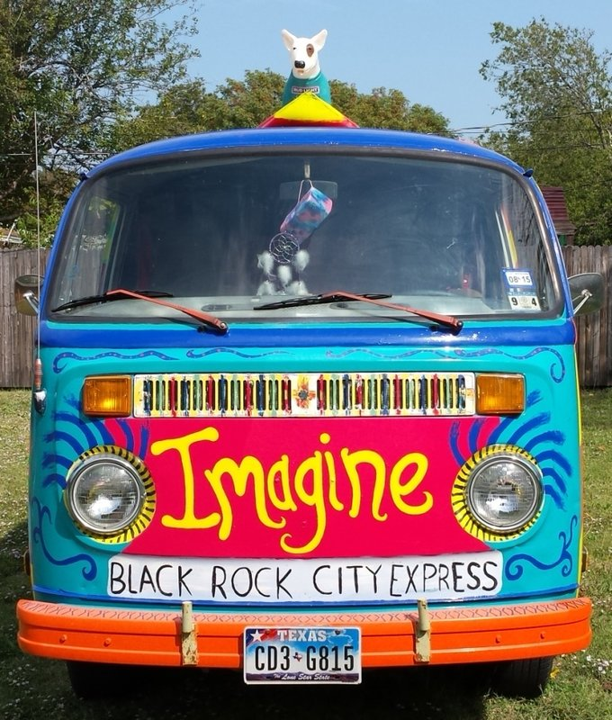 1978 Volkswagen Bus T2 For Sale In Fort Worth Texas Old
