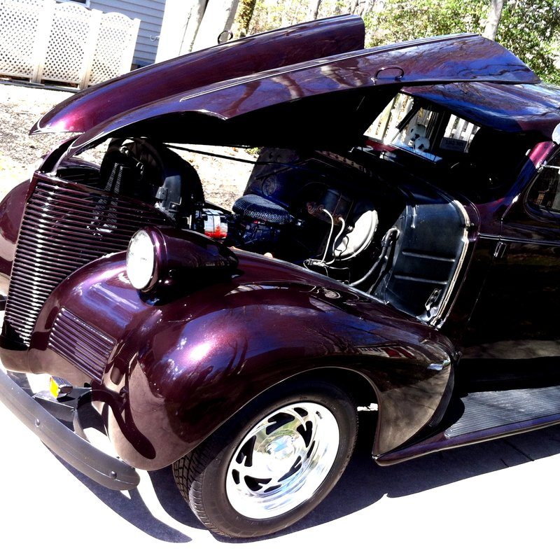1939 Chevrolet Master Deluxe For Sale In Sewell, New