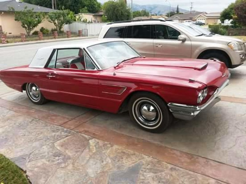 Ford Thunderbird - Classic Cars & Trucks for Sale on OldCarOnline.com
