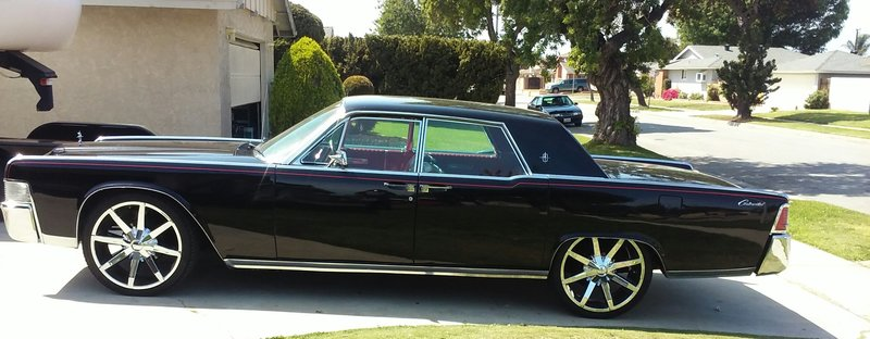 1964 lincoln continental for sale in carson california. Black Bedroom Furniture Sets. Home Design Ideas