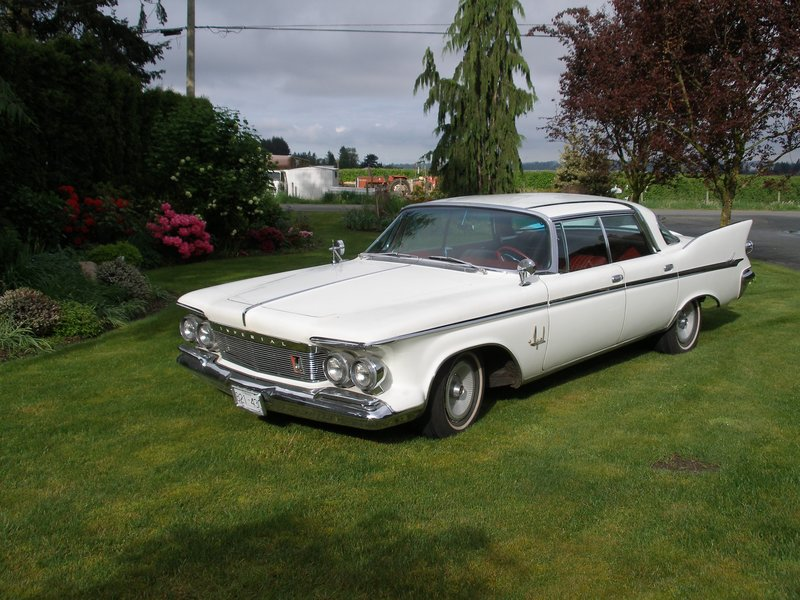 1961 Chrysler Imperial For Sale in Abbotsford, British Columbia ...