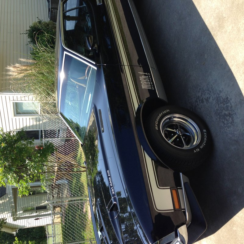 Ford Mustang For Sale In Ga: 1971 Ford Mach1 Mustang For Sale In Calhoun, Georgia