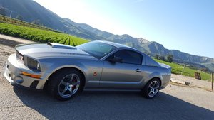 2008 Ford Roush P-51A