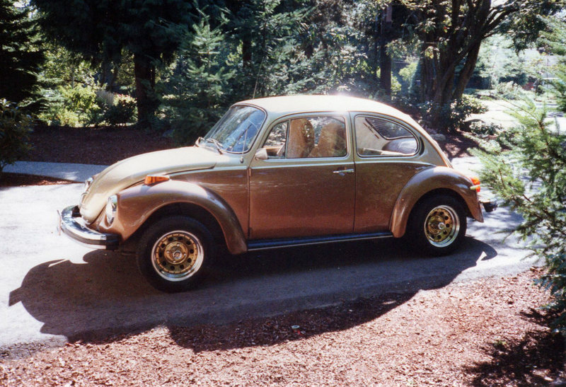 1974 Volkswagen Super Beetle For Sale In Redmond
