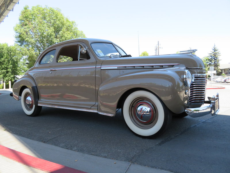 1941 Chevrolet Master Deluxe Coupe For Sale In Walnut