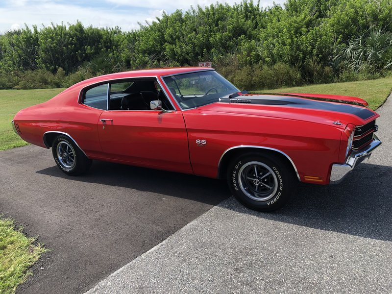 New Smyrna Chevrolet >> 1970 Chevrolet Chevelle SS For Sale in New Smyrna Beach, Florida | Old Car Online
