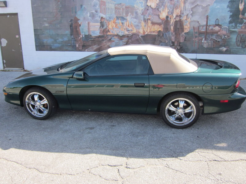 1995 Chevrolet Camaro Z28 For Sale In Cottam Ontario