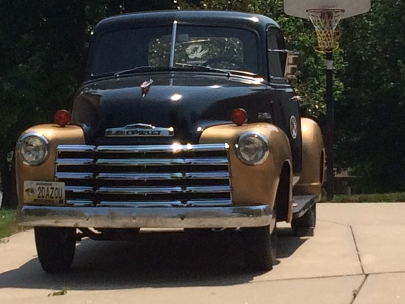 1948 chevrolet chevy 1 2 ton pickup 5 window for sale in for 1948 5 window chevy truck sale