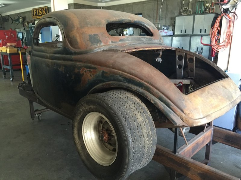 1936 ford custom bob chop for sale in san luis obispo for 1936 ford 3 window coupe project for sale