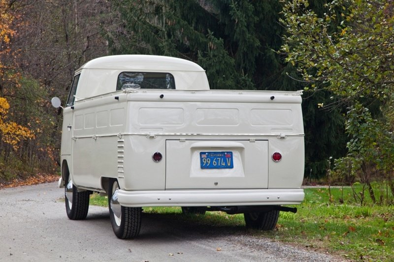 1958 Volkswagen Pickup For Sale In Essex Junction Vermont Old Car Online