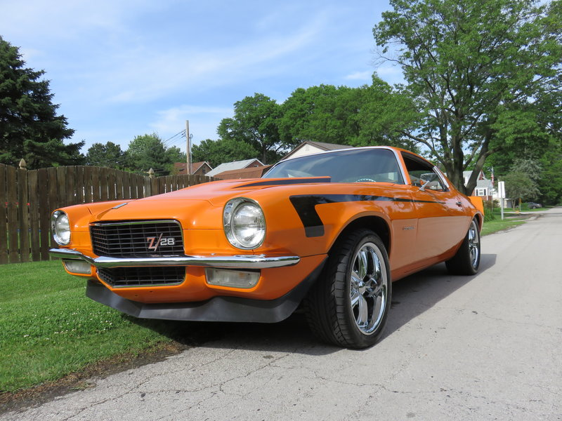 1970 Chevrolet Camaro For Sale In St Louis Missouri Old