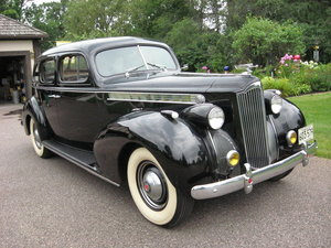1940 Packard One Twenty, Model 1801, No.1392