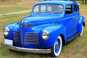 1940 Plymouth Road King