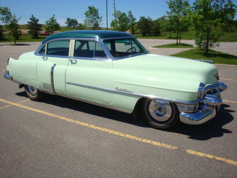 1953 cadillac series 62 for sale in guelph ontario old for 1953 cadillac 4 door