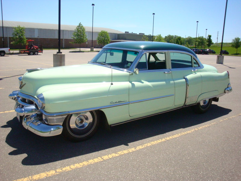 1953 cadillac series 62 for sale in guelph ontario old for 1953 cadillac 4 door sedan