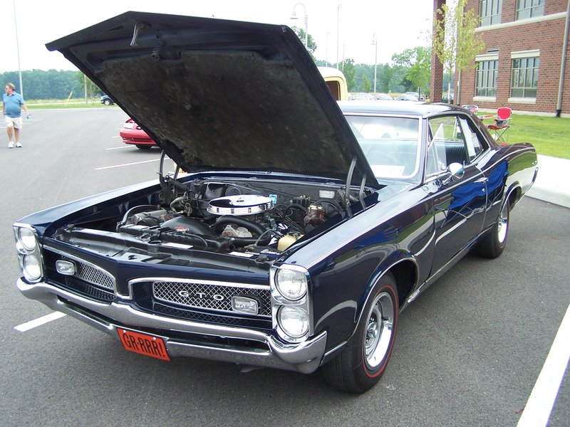 Muscle Car Dealers >> 1967 Pontiac GTO For Sale in Mineral ridge, Ohio | Old Car Online