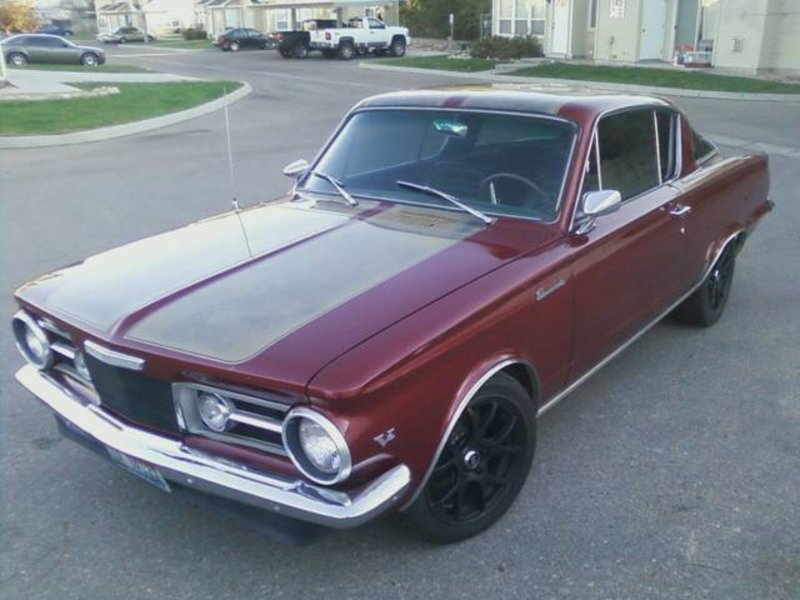 1965 Plymouth Barracuda For Sale In Nampa Idaho Old Car