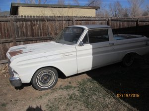 1964 Ford Falcon Ranchero pick-up
