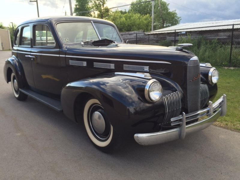 1940 Cadillac LaSalle For Sale in Brookfield, Wisconsin ...