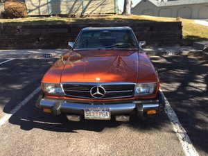 1976 Mercedes Benz 450 SL