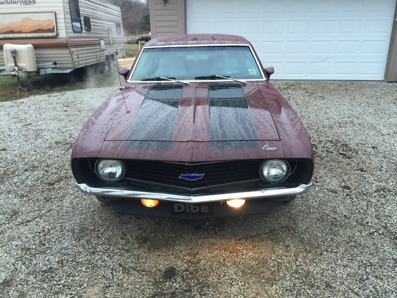 1969 Chevrolet Camaro For Sale In Baldwin City Kansas