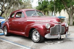 1941 Chevrolet 1941 Club Coupe