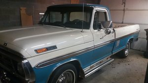 1972 Ford F-150