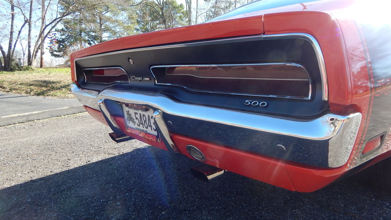 1969 Dodge Charger 500 For Sale In Hot Springs Arkansas
