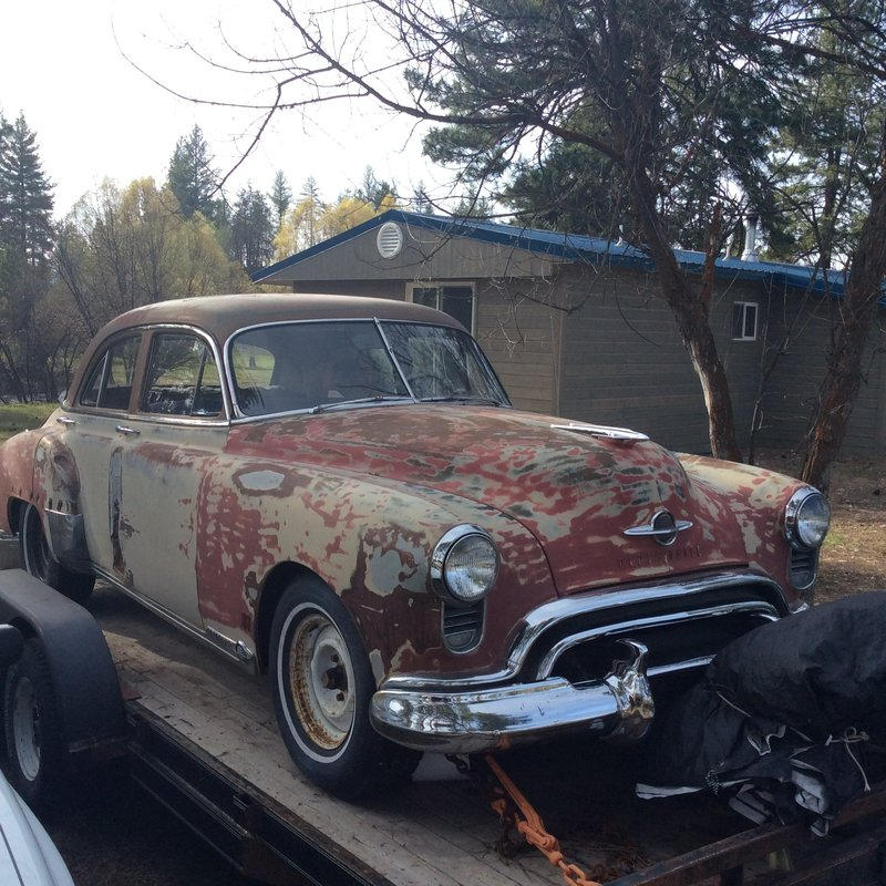 Missoula Car Dealers >> 1949 Oldsmobile Rocket 88 Futurama For Sale in Missoula ...